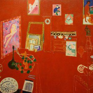 Henri Matisse : The Red Studio